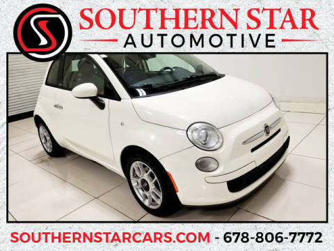 2013 FIAT 500c for sale at Southern Star Automotive, Inc. in Duluth GA
