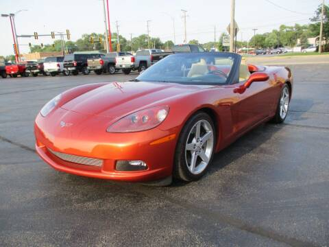 2005 Chevrolet Corvette for sale at Windsor Auto Sales in Loves Park IL