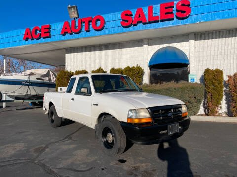 2000 Ford Ranger for sale at Ace Auto Sales in Boise ID