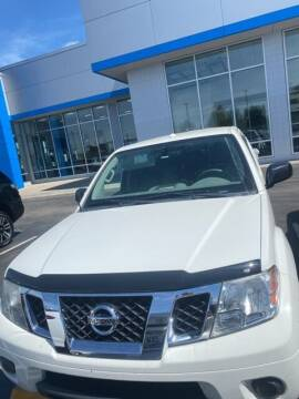 2015 Nissan Frontier for sale at COYLE GM - COYLE NISSAN - New Inventory in Clarksville IN