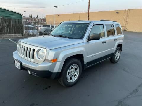 2014 Jeep Patriot for sale at Golden Deals Motors in Orangevale CA
