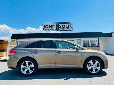 2011 Toyota Venza for sale at John Solis Automotive Village in Idaho Falls ID