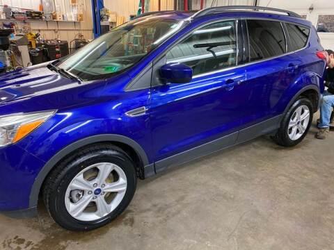 2016 Ford Escape for sale at WHARTON'S AUTO SVC & USED CARS in Wheeling WV