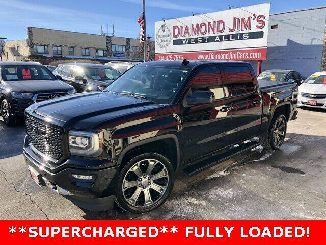 2016 GMC Sierra 1500 for sale at Diamond Jim's West Allis in West Allis WI