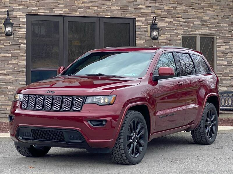2017 Jeep Grand Cherokee for sale at Griffith Auto Sales in Home PA