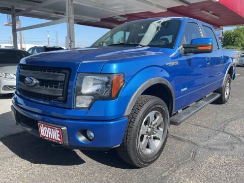 2014 Ford F-150 for sale at DESANTIAGO AUTO SALES in Yuma AZ