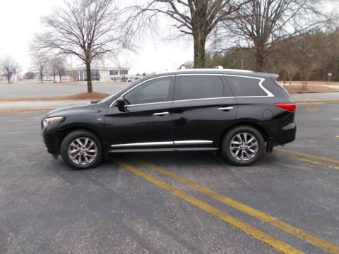 2015 Infiniti QX60 for sale at A & P Automotive in Montgomery AL