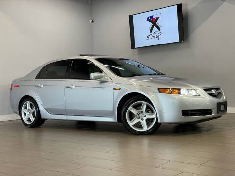 2005 Acura TL for sale at TX Auto Group in Houston TX