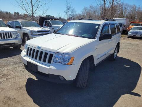 2010 Jeep Grand Cherokee for sale at GLOVECARS.COM LLC in Johnstown NY