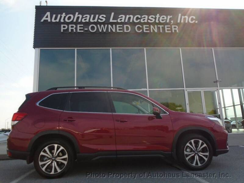 2020 Subaru Forester for sale in Lancaster, PA
