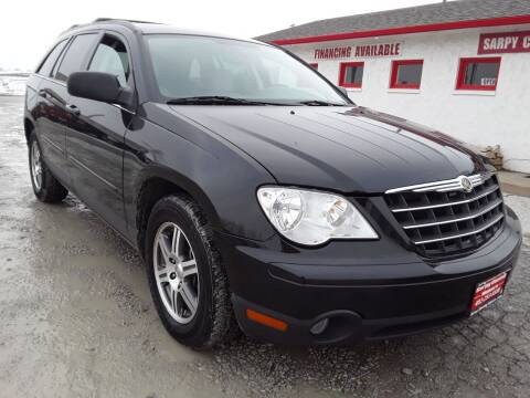 2008 Chrysler Pacifica for sale at Sarpy County Motors in Springfield NE