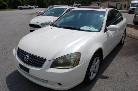 2005 Nissan Altima for sale at Modern Motors - Thomasville INC in Thomasville NC