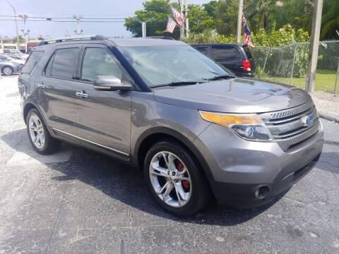 2011 Ford Explorer for sale at Brascar Auto Sales in Pompano Beach FL