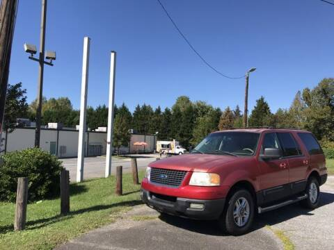 2003 Ford Expedition for sale at Deluxe Auto Group Inc in Conover NC