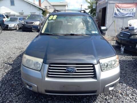 2008 Subaru Forester for sale at Keyser Autoland llc in Scranton PA