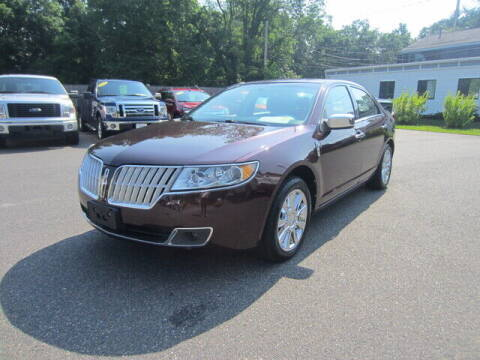 2011 Lincoln MKZ for sale at Auto Choice of Middleton in Middleton MA