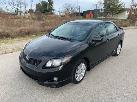 2010 Toyota Corolla for sale at Abe's Auto LLC in Lexington KY
