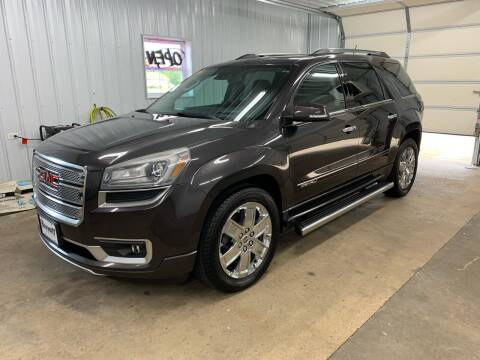 2014 GMC Acadia for sale at Bennett Motors, Inc. in Mayfield KY