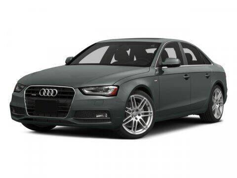 2015 Audi A4 for sale at Distinctive Car Toyz in Pleasantville NJ