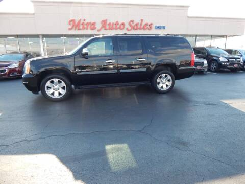 2008 GMC Yukon XL for sale at Mira Auto Sales in Dayton OH