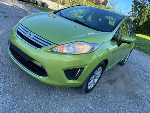 2011 Ford Fiesta for sale at Supreme Auto Gallery LLC in Kansas City MO