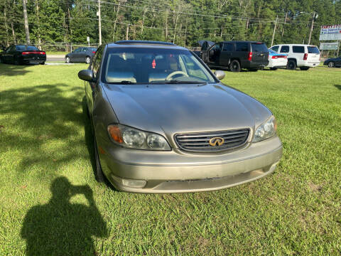 2004 Infiniti I35 for sale at Carlyle Kelly in Jacksonville FL