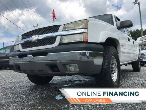 2004 Chevrolet Silverado 2500 for sale at Prime One Inc in Walkertown NC