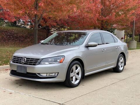 2012 Volkswagen Passat for sale at Western Star Auto Sales in Chicago IL