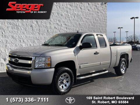 2007 Chevrolet Silverado 1500 for sale at SEEGER TOYOTA OF ST ROBERT in St Robert MO