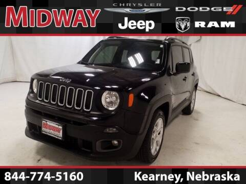 2018 Jeep Renegade for sale at MIDWAY CHRYSLER DODGE JEEP RAM in Kearney NE