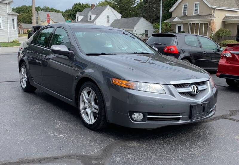 2008 Acura TL for sale at FAMILY AUTO SALES, INC. in Johnston RI