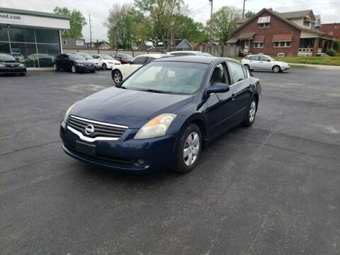2008 Nissan Altima for sale at JC Auto Sales in Belleville IL