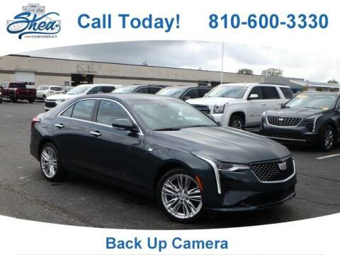 2020 Cadillac CT4 for sale at Erick's Used Car Factory in Flint MI
