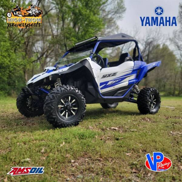 2016 Yamaha YXZ1000r for sale at High-Thom Motors - Powersports in Thomasville NC