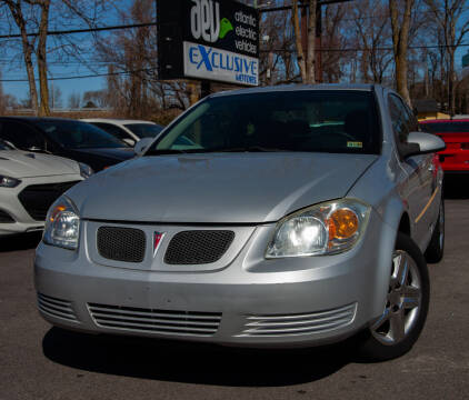 2008 Pontiac G5 for sale at EXCLUSIVE MOTORS in Virginia Beach VA