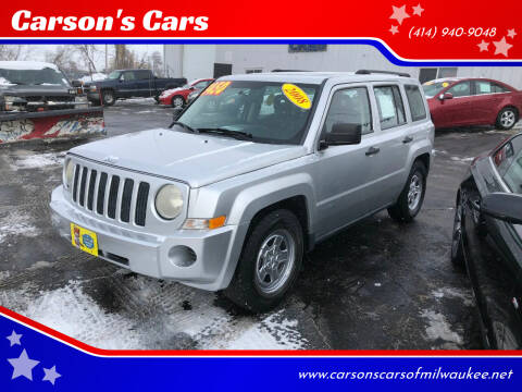 2008 Jeep Patriot for sale at Carson's Cars in Milwaukee WI