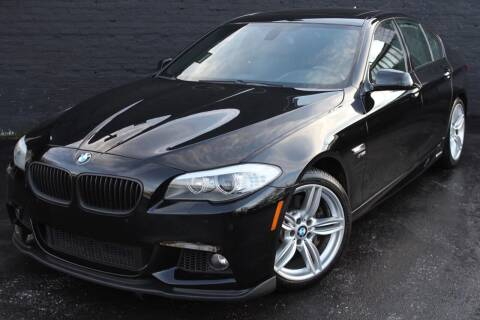 2012 BMW 5 Series for sale at Kings Point Auto in Great Neck NY