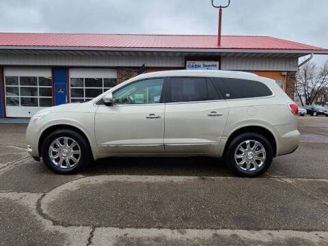 2016 Buick Enclave for sale at Twin City Motors in Grand Forks ND