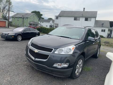 2012 Chevrolet Traverse for sale at VINNY AUTO SALE in Duryea PA