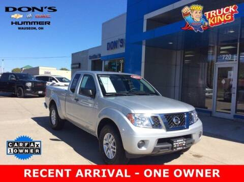 2019 Nissan Frontier for sale at DON'S CHEVY, BUICK-GMC & CADILLAC in Wauseon OH