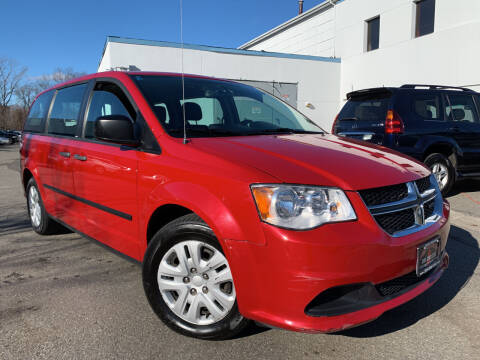 2013 Dodge Grand Caravan for sale at JerseyMotorsInc.com in Teterboro NJ