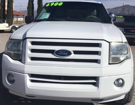 2009 Ford Expedition for sale at The Auto Shop in Alamogordo NM