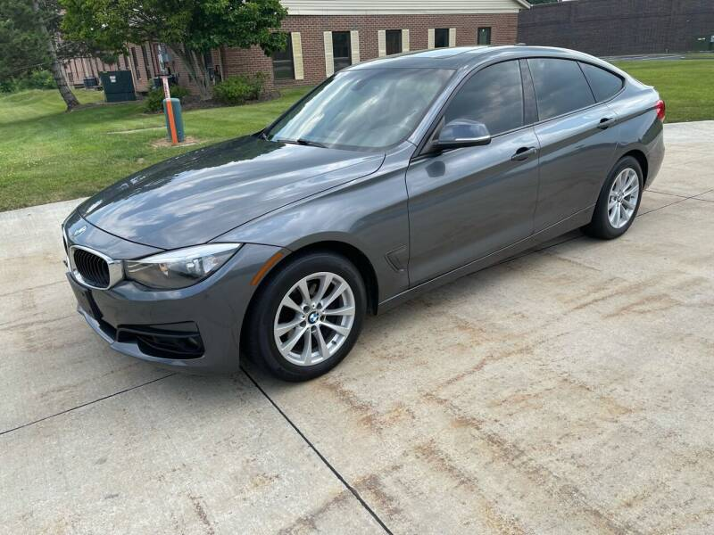 2014 BMW 3 Series for sale at Renaissance Auto Network in Warrensville Heights OH
