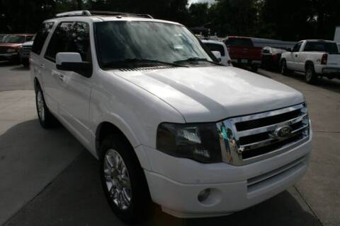 2013 Ford Expedition for sale at Mike's Trucks & Cars in Port Orange FL