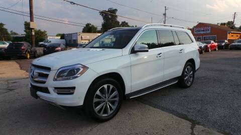 2015 Mercedes-Benz GL-Class for sale at Unlimited Auto Sales in Upper Marlboro MD