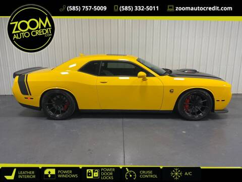 2017 Dodge Challenger for sale at ZoomAutoCredit.com in Elba NY
