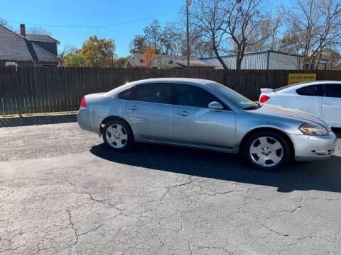 2008 Chevrolet Impala for sale at Elliott Autos in Killeen TX