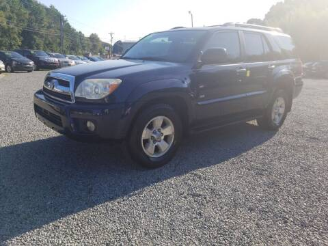 2006 Toyota 4Runner for sale at TR MOTORS in Gastonia NC