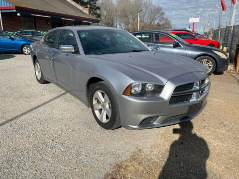 2013 Dodge Charger for sale at Super Wheels-N-Deals in Memphis TN