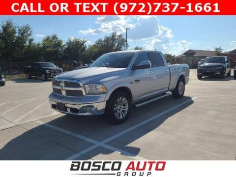 2014 RAM Ram Pickup 1500 for sale at Bosco Auto Group in Flower Mound TX
